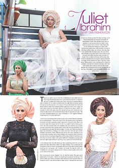 Ghollywood actress Juliet Ibrahim spotted in NHN Couture