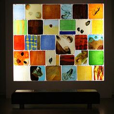 Vitrana, by Dominick Labino at the Glass Pavilion of the Toledo Museum of Ar t About three weeks ago my family and I played h. Toledo Museum Of Art, Art Museum, Artwork Images, Art Pictures, Zebra Skin Rug, Appropriation Art, Glass Pavilion, Art Articles, Toledo Ohio