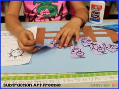 Subtraction in Kindergarten - Simply Kinder
