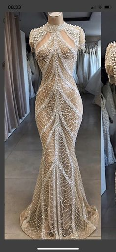 Webbed beading Crystal and mesh fitted Girls Dresses Uk, Maxi Dresses Uk, Maxi Dress With Sleeves, The Dress, Sexy Dresses, Nice Dresses, Fashion Dresses, Wedding Dresses, Stunning Dresses