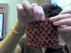 Seed vs. Moss Stitch-- So What's the Difference? From Creative Knitting editor Kara Gott Warner. Visit her blog: http://www.creativeknittingmagazine.com/blog/