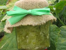 Przecier ogórkowy na zimę. Herbs, Vegetables, Herb, Vegetable Recipes, Veggies, Medicinal Plants