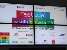 Ogólnopolski Festiwal Szkoły z Klasą 2.0 - Elektryk Galeria - Picasa Web Albums