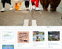 Disney Parks Now Has a Tumblr Page
