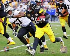 Le'Veon Bell 2014 Action Sports Photo (10 x 8)
