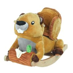 Buckee Beaver Chair Rocker