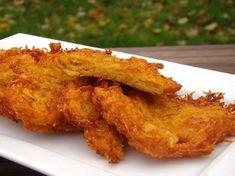 Hungarian Recipes, Hungarian Food, Onion Rings, Food To Make, Vegan Recipes, Food And Drink, Veggies, Menu, Snacks