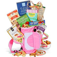 Ladies Tee Time Golf Gift Basket   Golf, Gift and Basket ideas