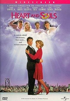 Robert Downey Jr. & Charles Grodin & Ron Underwood-Heart and Souls