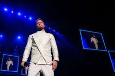 Larger Than Life: The Backstreet Boys Take Las Vegas  - ELLE.com