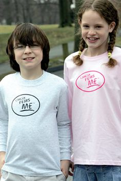 Check out these youth long sleeve Cancer Fears ME shirts.