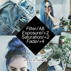 ▶//Faded Filter! ▶Cost: Paid ▶Looks best with : Everything! - Ps: click in my bio for free apps and giftcard,tutorial on @xofilters_backup