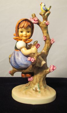 Apple Tree Girl Hummel
