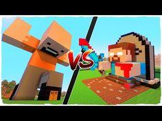 """Casa de NOTCH vs casa de HEROBRINE - MINECRAFT - VER VÍDEO -> http://quehubocolombia.com/%f0%9f%91%89-casa-de-notch-vs-casa-de-herobrine-minecraft    ¡Casa de NOTCH vs casa de HEROBRINE en Minecraft! TinenQa y yo competiremos por construir la mejor casa de bloques de Notch y de Herobrine en un tiempo limitado. ¿Quién ganará? Más episodios de """"Casa vs casa"""":  ►Canal de TinenQa: ======================================== Mis..."""