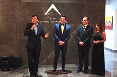 ♥ Celebridades Internacionais prestigiam Rubén Torrego em Exposição individual no México ♥  http://paulabarrozo.blogspot.com.br/2016/11/celebridades-internacionais-prestigiam.html