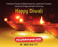 Vivahsanyog.com wishing you #HappyDiwali!! May the merriment of this wonderful #festival of #Diwali fill your life with infinite joy. Happy Diwali to you and the ones who matter to you!