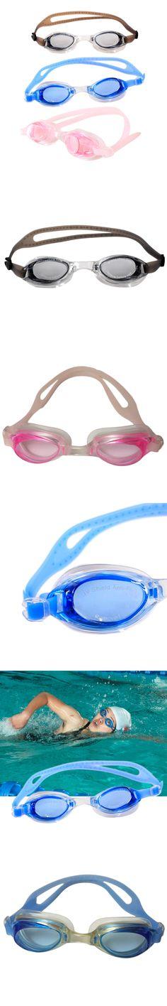 Professional ANTI-UV Swim Goggles Swimming glasses PC Lens PVC for Men Women Children Gafas Natacion Well Sell Free Shipping
