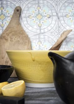 and the yellow bowl held the illumination of sunshine and clarity #Wisdom of the 8 Bowls