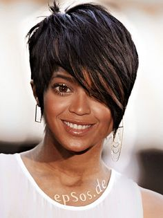 short haircuts for African women black hairstyles | Tattoos, Hairstyles, Haircut, Nails, dresses, Fashion and Art Design -BodiStyles