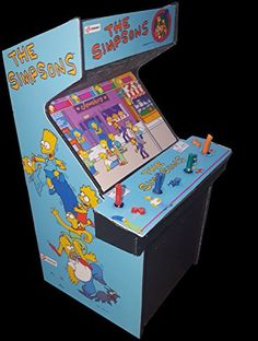 The Simpsons 4 Player Mini Arcade Cabinet Display IBUKImA... https://www.amazon.com/dp/B019VIB1K4/ref=cm_sw_r_pi_dp_KkVtxbM1Z6KJM