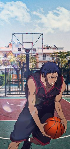 Kuroko No Basket Characters, Anime Characters, Kagami Vs Aomine, Anime Manga, Anime Guys, Anime Wallpaper Phone, Hunter Anime, Awesome Anime, Animes Wallpapers