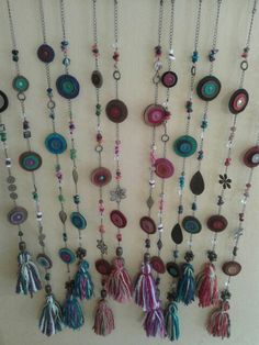 Colgantes decorativos