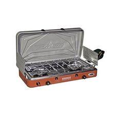 Portable Heater Propane Outdoor Camp Chef Everest High Output 2 Burner Stove NEW #CampChefEverest