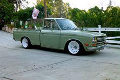'72 Datsun 521