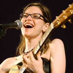 Lisa Loeb - Saw her at .. you guessed it The Volcano, where she played to a packed house!!  Great singer/songwriter!