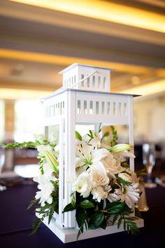 DIY Lantern Centerpiece - Weddingbee