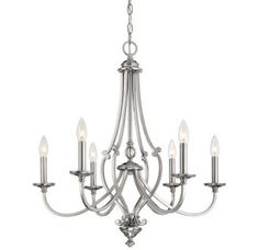 View the Minka Lavery 3336-84 6 Light One Tier Chandelier from the Savannah Row Collection at Build.com.