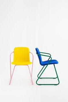 Adolfo Abejon: Cobra Chair — Thisispaper — What we save, saves us.