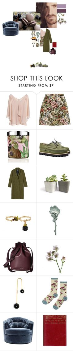 """""""Маленькие радости (Small pleasures)"""" by anya-moscow ❤ liked on Polyvore featuring Reiss, River Island, Jo Malone, Monki, Vagabond House, Kenneth Cole Reaction, Asherali Knopfer, Seasalt, Eichholtz and set"""