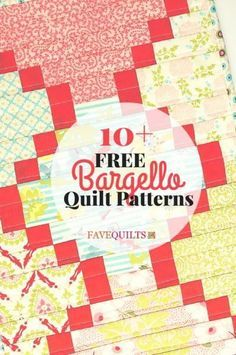Bargello quilt patterns are some of the most stunning and intricate free quilting patterns you will find. Created by using strips of fabric, often jelly rolls, to make a design that is both colorful and eye-catching, bargello quilt patterns are surpr