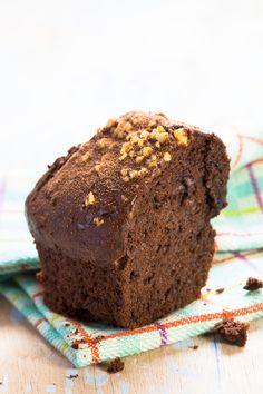 Bizcocho de chocolate, magnífico como base de tus tartas