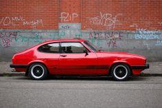 フォード·カプリ3.0S ford capri