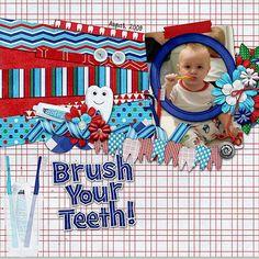 Brush Your Teeth!