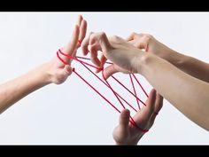 Macskabölcső: madzag átvevős játék, amivel elképesztően ügyesedik a gyerek keze - Emlékszel még, hogyan kell játszani?