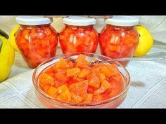 Dulceaţă de gutui, o reţetă simplă pe care trebuie s-o încerci   Danutax - YouTube Salsa, Mexican, Ethnic Recipes, Youtube, Food, Syrup, Essen, Salsa Music, Meals