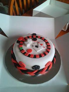 Gamblers cake