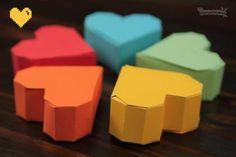 Adorables cajas corazon 7645