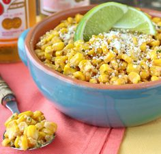 Easy Potluck Recipe: Esquites (Mexican Corn Salad) — Side Dish Recipes from The Kitchn