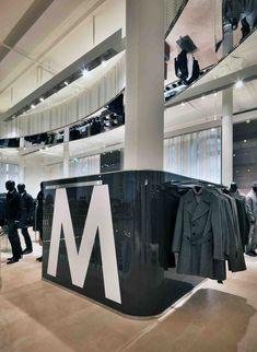 Zara flagship store by Duccio Grassi Architects, Via del Corso – Rome