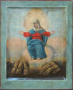 Theotokos Sporitelnitsa Ripener of Grain icon (549×675)