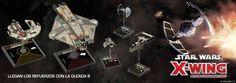 Compra Star Wars X-Wing, el juego de miniaturas editado por EDGE Entertainment al mejor precio en la tienda online EGDgames
