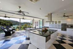 Villa Amanzi is a spectacular resort villa located in Phuket, Thailand. With…