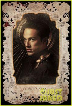 Nina Dobrev & Ian Somerhalder: New 'Vampire Diaries' Posters! | nina dobrev ian somerhalder new vampire diaries posters 04 - Photo