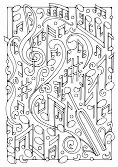 very difficult music coloring pages for adult enjoy coloring coloring pinterest free coloring sheets learning and school