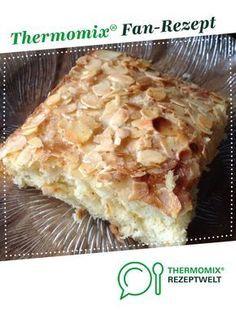 Saftiger Butterkuchen Ruckzuck von Trischa85. Ein Thermomix ® Rezept aus der Kategorie Backen süß auf www.rezeptwelt.de, der Thermomix ® Community.