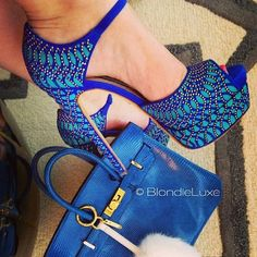 Gorgeous for the summer. Love this kinda color